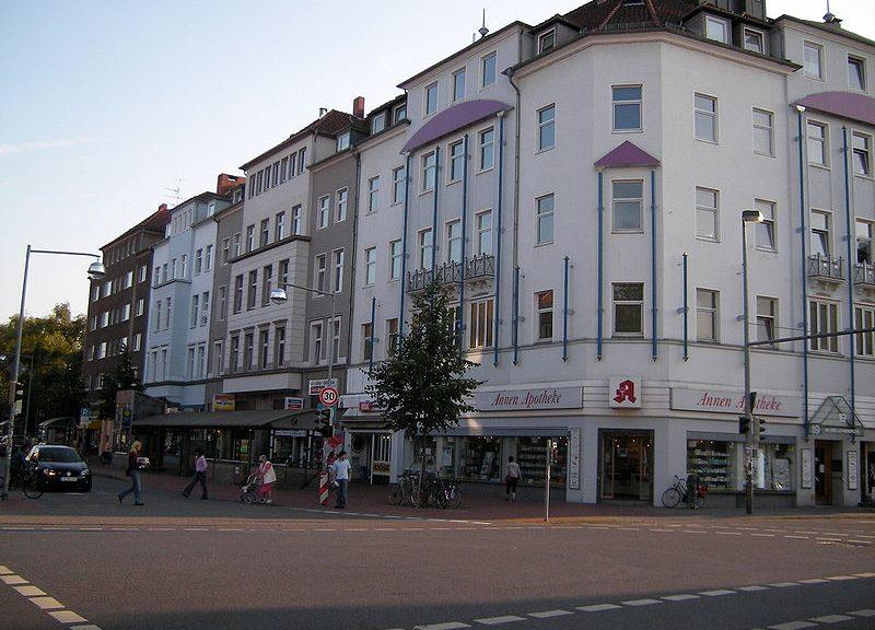 Hannover E-Damm